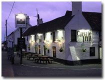 Castle Inn Pub, Pevensey Bay